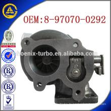 RHB5 8970700292 heißer Verkauf Turbo für Isuzu 4JG2-T