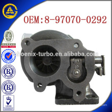 RHB5 8970700292 turbo à vente chaude pour Isuzu 4JG2-T