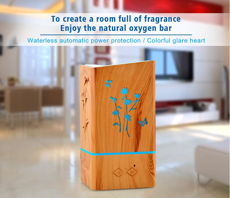 Humidifier Aromatherapy Diffuser