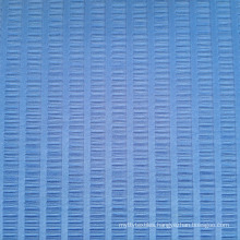 22/78 spandex Polyester bubble fabric for dress