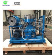 Compresseur de diaphragme à gaz propylène pour différentes industries