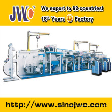 2015 high quality full servo puppy pad machine JWC-CFD-SV