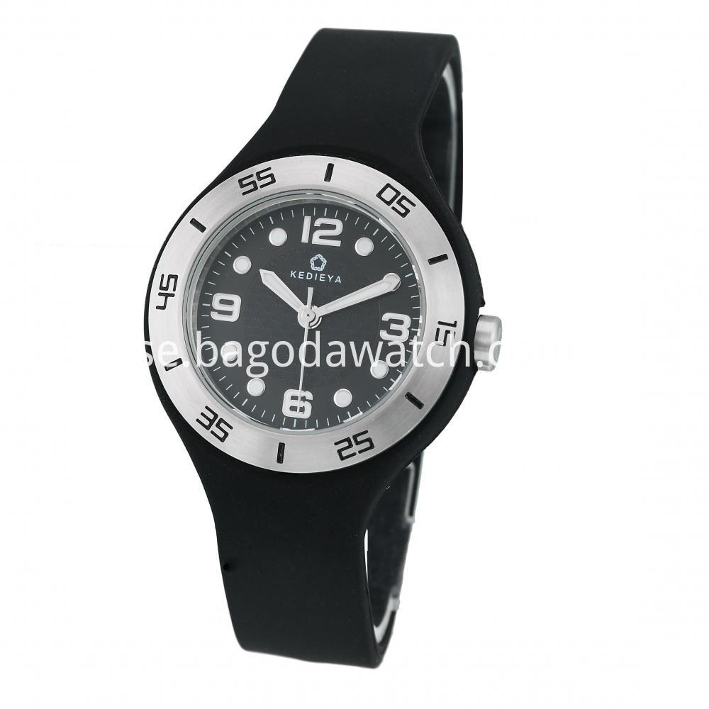 Womens Silicone Watches