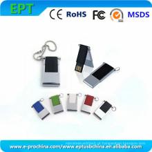 Personalizado logotipo da unidade de pen drive disco flash drive USB (ed038)