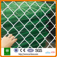 CE galvanized chain link fencing