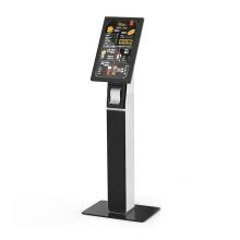 21.5 inch Restaurant Information Checking Kiosk Advertising Kiosk Queue Kiosk