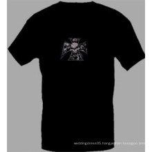 [Stunningl]Wholesale 2009 fashion hot sale T-shirt A45,el t-shirt,led t-shirt