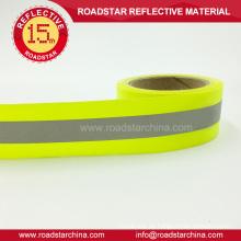 Robuste 5cm breite reflektierende T/C-band