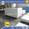 matériau de construction flexible en plastique PVC feuille