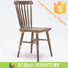 2016 Mobiliário de sala de estar moderno e moderno Banheiro claro Cadeiras do salão Oak Windsor Restaurante Cadeira de jantar