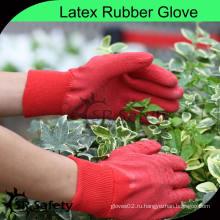 SRSAFETY 100% Хлопчатобумажные садовые перчатки / женские перчатки / детские перчатки