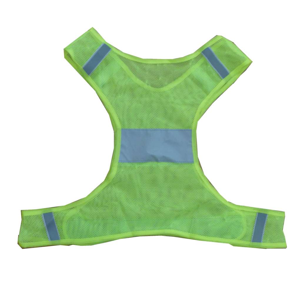 Summer Mesh Cloth Fabric Reflective Safety Vests