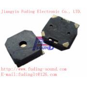 Elektromanyetik pasif SMD Buzzer için cep telefonları L8.5 * W8.5 * H4.0 mm
