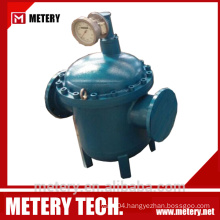 Mechnical high viscosity oil oval gear Flowmeter