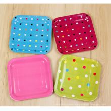 kids craft cute paper plate