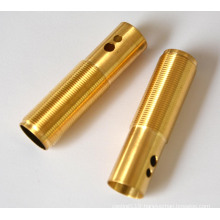 Connector Brass Connector Screw Connector Machining Part