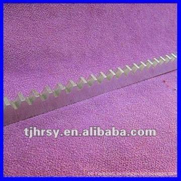 bastidor de engranaje galvanizado (OEM)