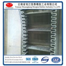 Heavy Duty Sidewall Cleated Rubber Conveyor Belt