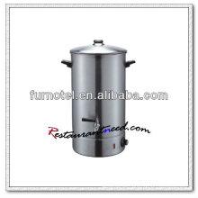 K206 Edelstahl Elektrischer Küchenwasserkessel