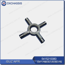 Pin cruzado del piñón diferencial NPR genuino 5-41521-008-0