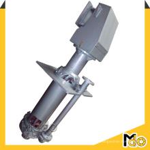 Bomba de lodo sumergida vertical centrífuga de metal para metalurgia