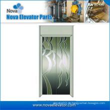 Aufzug SS Türplatte für Bürogebäude