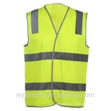 Chalecos de seguridad, ropa reflectante de alta visibilidad, AS / NZS 1906.4: 2010 & AS / NZS 4602.1: CERTIFICACIÓN 2011