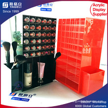 Wholesale Compartment Acrylic Lipstick Holder