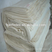 In-Stock Items Supply Type and Crepe Pattern greige fabrics 100 cotton/polyester cotton plain/twill calico grey fabric
