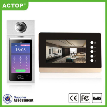 Apartamento IP Video Bell System Intercom