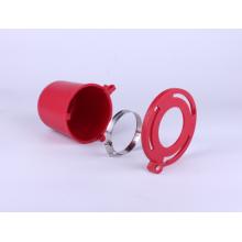 Bloqueo de seguridad para bloqueo de la válvula de enchufe