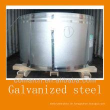 Null Spangle Stahl verzinkt für Baumaterial