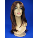 Europe Fashion Wigs Synthetic Hair Wigs From Factory Directly (SWW-0012)