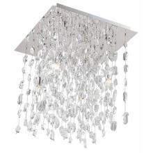 Lámpara de techo de cristal transparente de alta calidad moderna (MX4001-400T)