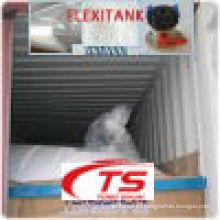 depósito de contenedores flexibles para transporte de líquido