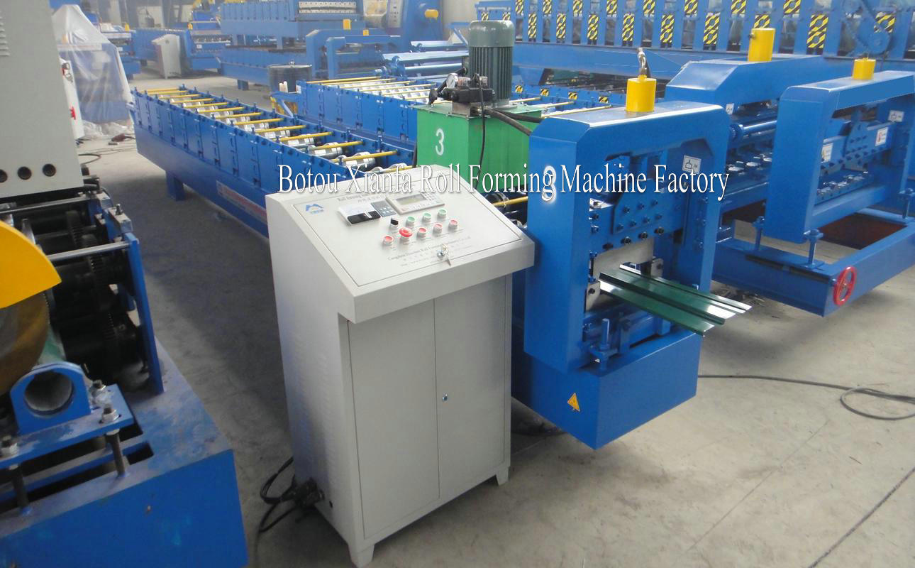 wall decorative panel roll forming machine