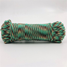 Corda intrecciata in nylon Paracord con 32 fili diamantati