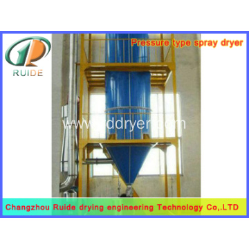 Pesticide spray drying tower