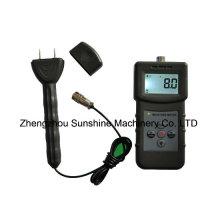 Ms360 Tipo de indução de agulha de duas funções Medidor de umidade Medidor de umidade de almofada