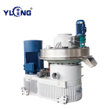 Machine à granulés de charbon actif Yulong