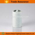 Juego de accesorios de baño de cerámica de diseño fresco para baño