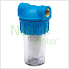 Filtro de agua para lavavajillas y calentador de agua para el hogar