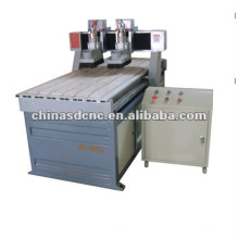 double-head wood cnc router JK-6015-2