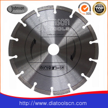180mm Diamond Blades: Laser Saw Blade for Asphalt