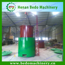 wood log biomass briquette charcoal carbonization furnace machine from China supplier