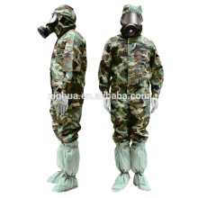 FFF02 TYPE SEMI-PENETRATE TWO-PIECE PROTECTIVE SUIT