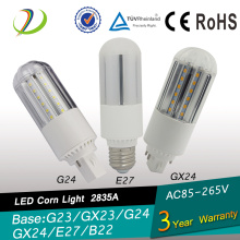 CE RoHS 8w led corn light