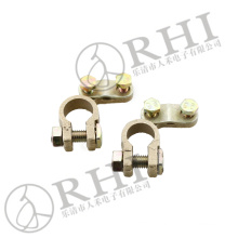 Factory price brass battery terminal clamp cable connector