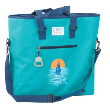 Deluxe Insulated Beach Tote Bag