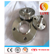 AISI/ASTM 316 316L 316Ti Stainless Steel Welding Forged Flange